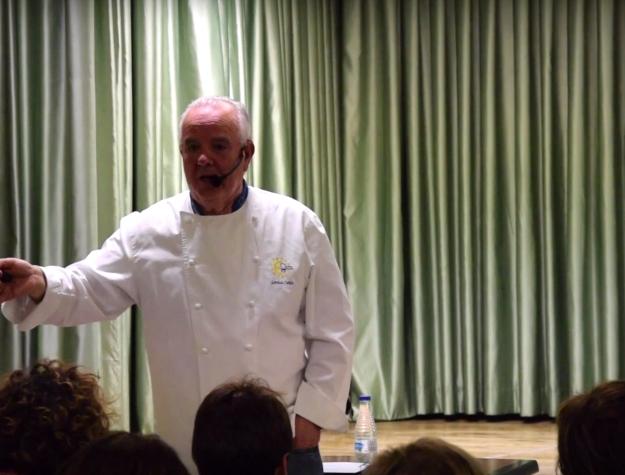 Fotografía de Lorenzo Cañas que enlaza al vídeo sobre la Cocina de Navidad en La Rioja.